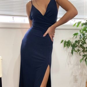 FASHIONNOVA dress/gown
